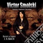 MAJESTY & PASSION                         cd musicale di Victor Smolski