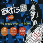 Brits 25 - album, the music event of 2005 cd musicale