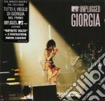 MTV UNPLUGGED (+3 Inediti) cd musicale di GIORGIA