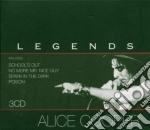 Legends cd musicale di Alice Cooper