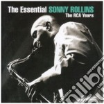 THE ESSENTIAL cd musicale di SONNY ROLLINS