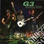 Live in tokyo cd musicale di Vai) G3 (satriani/johnson
