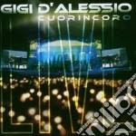 CUORINCORO - LIVE + 2 INEDITI cd musicale di Gigi D'alessio