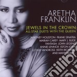JEWELS IN THE CROWN: ALL-STAR DUETS + 2 INEDITI cd musicale di Aretha Franklin