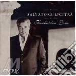 Forbidden love - arie d'opera cd musicale di Salvatore Licitra