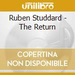 Return cd musicale di Ruben Studdard
