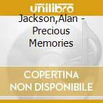 PRECIOUS MEMORY cd musicale di JACKSON ALAN