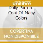Coat of many colours cd musicale di Dolly Parton