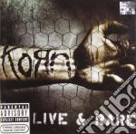 LIVE & RARE cd musicale di KORN