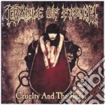 CRUELTY & THE BEAST cd musicale di CRADLE OF FILTH