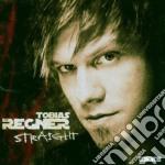 STRAIGHT + 2 BONUS + VIDEOCLIP cd musicale di REGNER TOBIAS