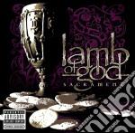 Sacrament cd musicale di Lamb of god