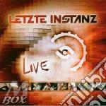LIVE                                      cd musicale di Instanz Letzte