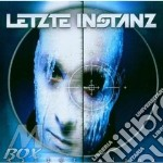 Letzte Instanz - Kalter Glanz cd musicale di Instanz Letzte