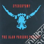 STEREOTOMY + 4 BONUS TRACKS cd musicale di PARSON ALAN PROJECT