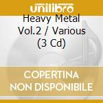 HEAVY METAL VOL.2                         cd musicale di Artisti Vari