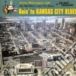 Goin'to kansas city blues cd musicale di Jimmy whiterspoon &