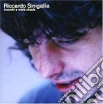 Riccardo Sinigallia - Incontri A Meta' Strada cd musicale di Riccardo Sinigallia