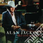LIKE RED ON A ROSE cd musicale di JACKSON ALAN