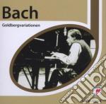Bach: variazioni goldberg registrazione cd musicale di Glenn Gould