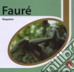 Faure: requiem (serie esprit) cd musicale di Seiji Ozawa