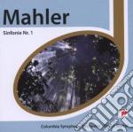 Mahler:sinf. n.1 (serie esprit) cd musicale di Bruno Walter