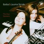 Schubert-beethoven-ravel op. per violino cd musicale di Baiba Skride