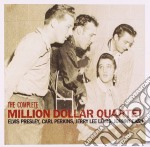 THE COMPLETE MILLION DOLLAR QUARTET + BONUS cd musicale di Elvis Presley