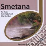 Smetana: ma vlast (serie esprit) cd musicale di Gustav Kuhn