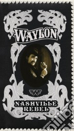 NASHVILLE REBEL (BOX 4CD) cd musicale di JENNINGS WAYLON