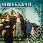 MONEYLAND (EMMYLOU HARRIS, BRUCE HORNSBY, THE DEL MCCOURY BAND...) cd musicale di ARTISTI VARI