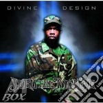 DIVINE DESIGN cd musicale di JERU THE DAMAJA