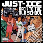 Back to the old school cd musicale di Just-ice