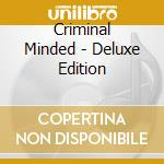 CRIMINAL MINDED - DELUXE EDITION          cd musicale di BOOGIE DOWN PRODUCTI