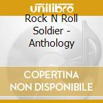ROCK N ROLL SOLDIER - ANTHOLOGY cd musicale di FARLOWE CHRIS