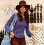 (LP VINILE) NO SECRETS                                lp vinile di Carly Simon