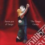 Amor por el tango cd musicale di The tango group