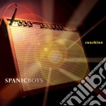 SUNSHINE cd musicale di SPANIC BOYS