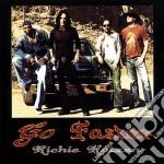 Go faster cd musicale di Richie Kotzen
