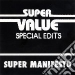 Super Value - Super Manifesto cd musicale di Artisti Vari