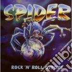 ROCK 'N' ROLL GYPSIES cd musicale di SPIDER