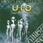 Alien realtions cd musicale