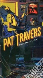 Four play cd musicale di Pat Travers
