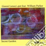 Secret garden cd musicale di Gianni lenoci 4tet f
