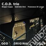 Odd original songs cd musicale di Trio C.o.d.