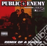 REMIX OF A NATION cd musicale di PUBLIC ENEMY