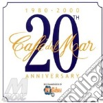 20th ANNIVERSARY 1980-2000 cd musicale di CAFE' DEL MAR