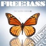 Freebass - Two Worlds Collide cd musicale di Freebass