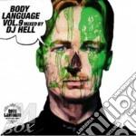 Dj Hell - Body Language Vol.9 cd musicale di Hell Dj