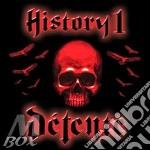 HISTORY I DETENTE                         cd musicale di DETENTE